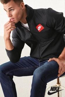Nike Black JDI Woven Jacket