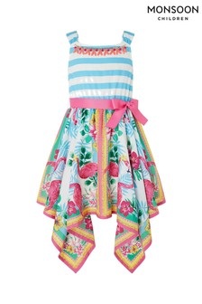 9f6ec4a5b39 Monsoon Mabel Flamingo Dress