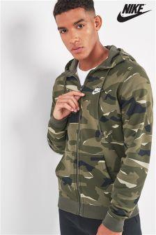 Nike Club Camo Hoody