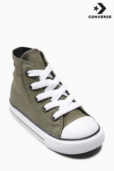 Converse Khaki All Star Hi