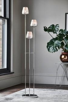 Monroe 3 Light Floor Lamp