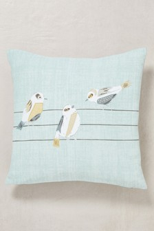 Birds On A Wire Cushion