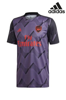 adidas Purple Arsenal FC Street Graphic T-Shirt