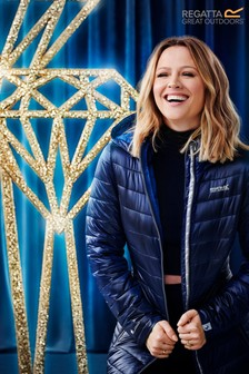 Regatta Kimberley Walsh Edit Andel Long Length Water Repellent Jacket