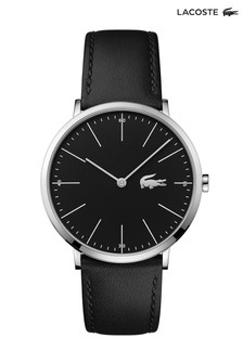 Lacoste® Black Strap Watch