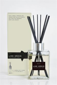 Lime Grove Collection Luxe 400ml Diffuser
