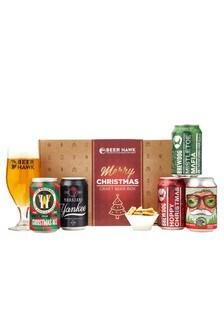 Beer Hawk Christmas Selection Box