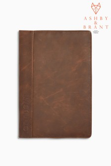 Ashby & Brant A5 Refillable Notebook