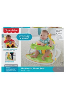 Fisher-Price Sit Me Up Floor Seat With Tray