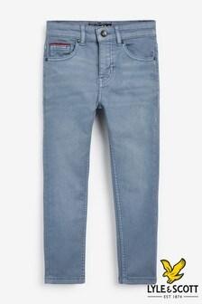 Lyle & Scott Denim Skinny Fit Jeans