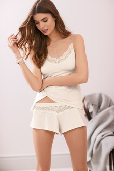 Secret Support Supersoft Modal Cami Set