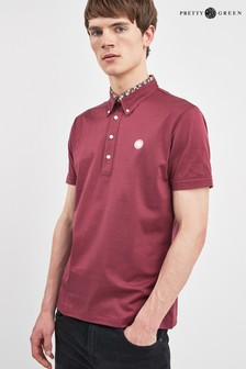 Pretty Green Barley Carver Polo