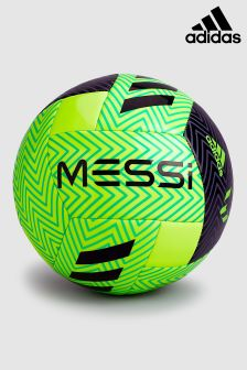 adidas Green/Black Messi Football