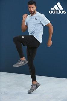 adidas Black Winterized Alpha Skin Leggings