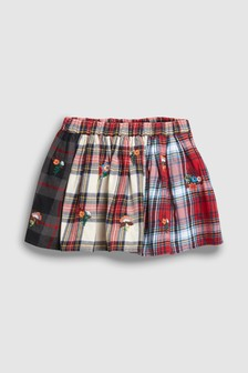 Mixed Check Skirt (3mths-6yrs)