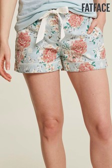 FatFace Green Spring Bloom Short