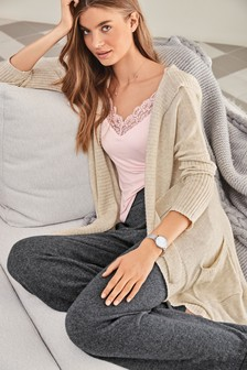 Premium Knitted Cardigan With Cashmere