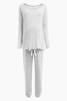 Maternity Tie Pyjamas