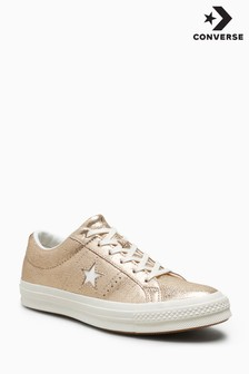 Converse Metallic One Star