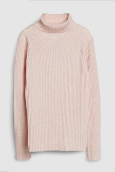 Roll Neck Jumper (3-16yrs)