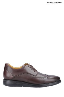 Steptronic Brown Josh Brogues