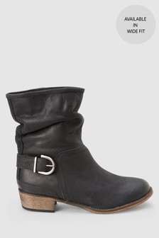 Bottines larges