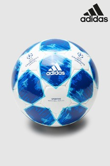 adidas Blue Champions League '18 Football