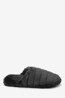 Snuggle Mule Slippers
