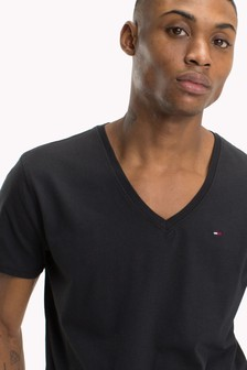 Tommy Jeans Original Jersey V-Neck T-Shirt