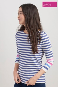 Joules Blue Harbour Jersey Top