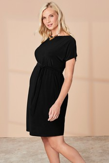 efb423f17b Maternity Batwing Dress