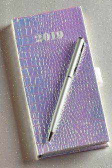 Holographic Pocket Diary
