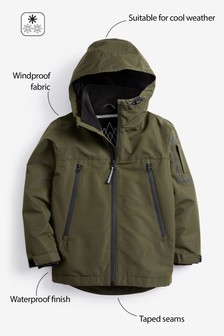 Waterproof Jacket (12mths-16yrs)