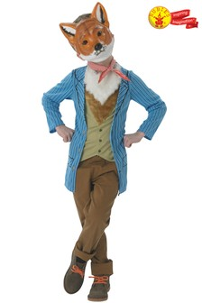 Rubies Mr Fox Fancy Dress Costume