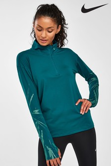 Nike Flash 1/4 Zip Running Top