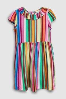 Платье в полоску (3 мес.-6 лет)