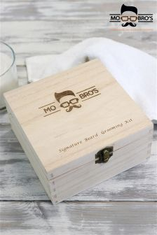 Mo Bros 9 Piece Signature Wooden Gift Box