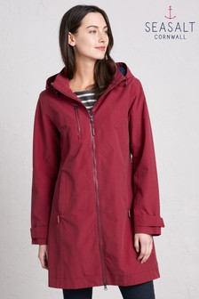 Seasalt Coverack Coat Mainsail