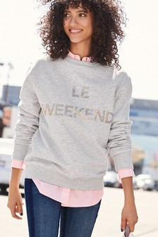 Le Weekend Sweater