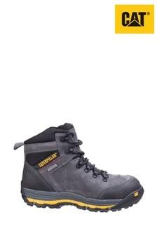 CAT Grey Munising Boots