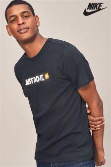Nike Black JDI. Tee