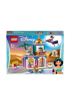 LEGO® Aladdin And Jasmines Palace Adventures 41161