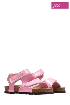 Joules Pearl Tippy Toes Strapped Sandal