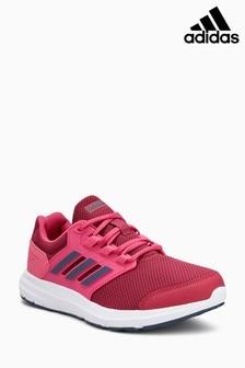 Розовые кроссовки adidas Galaxy 4