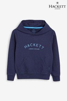 هودي Mr Classic أزرق من Hackett