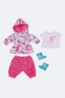 BABY born® Deluxe Fun In The Rain