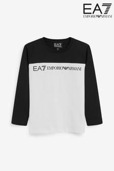 Emporio Armani EA7 Boys Long Sleeve Top