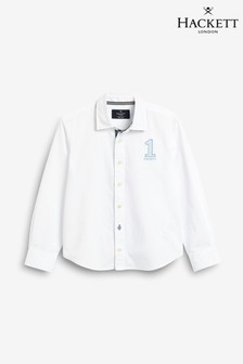 Hackett White Hlrc Shirt