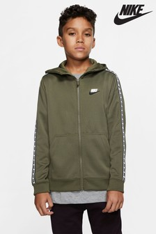 Nike Repeat Tape Full Zip Hoody
