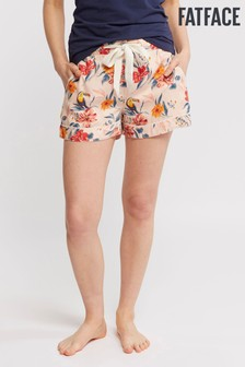 FatFace Orange Tropical Toucan Short